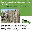 DD038 Weathered wooden planks
