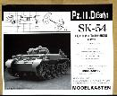 SK-54 Track for Pz.II.D (Early Production)