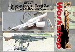 LW047 - Leopard Turret Top FN MAG/C6 Machine Gun