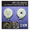 DT35-004 M1126 Stryker & LAV Infrared detection wheel set