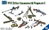RE 30010 WW2 British & Commonwealth Weapon Set A