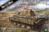DW35009 1/35 Pzkpfwg. V Panther A early