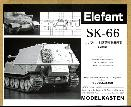 SK-66 Track for Elephant Destroyer Tank