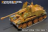 PE35946 German Tank Destroyer Marder III (Sd.Kfz.139)fenders w/additional parts