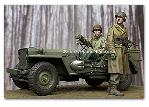 35243 WW2 US NCO & Driver Set - 2 figs