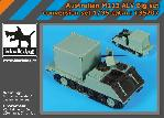 T35207 1/35 Australian M 113 ALV big set conversion set (Tamiya)