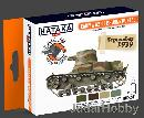 HTK-CS11 Early WW2 Polish Army (paint set 4 x 17ml)  ORANGE LINE - LAQUER OPTIMISED FOR AIRBRUSH