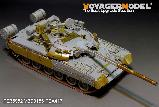 PE35952 Modern Russian T-80U Main Battle Tank (smoke discharger include)