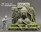 DD120 Buddha jungle statue 1:48 - 1:35