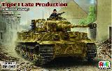 RM-5015 Sd.Kfz.181 Pz.Kpfw. VI Ausf.E Tiger I Late Production (No Interior)