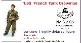 35905 French Tank Crewman figures