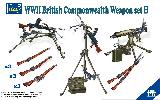 RE 30011 WW2 British & Commonwealth Weapon Set B