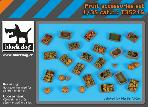 T35216 1/35 Fruit accessories set