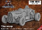 DK35-001 The Wasp - Steam Punk Vehicle / 1:35