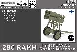PS35C183 280 RAKH Finland WW2 Rocket launcher