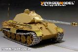 PE35956 King Tiger (Porsche Turret)(For MENG TS-037)
