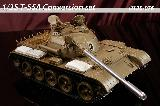 DT35-076 Soviet MBT T-55A Conversion set