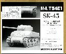 SK-45 Track for M4 Sherman T54E1
