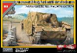 35040 German Sturmpanzer IV (Early) Mid