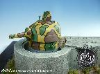 DM081 Dismountable STG Turret of the Maginot Line – 1/35