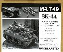 SK-44 Track for M4 Sherman Type T49