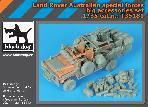 T35181 1/35 Land Rover Australian special forces big accessories set