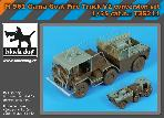 T35211 1/35 M 561 Gama Goat fire truck V2 conversion set