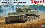 RM-5003 Pz. Kpfw. VI Ausf.E Tiger I w/Full Interior s.Pz.Abt.503 Eastern Front 1943