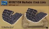 30008 1/35 Ostketten Workable Track Links For Pz.Kpf III/IV