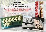 LW027B 1:35 scale Leopard 2 6 + 2 Smoke Launchers