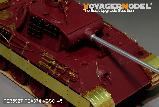 PE35927 WWII German Panther A Late Version (For Meng TS-035)