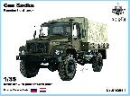 3554 Gaz Sadko light truck, 1/35