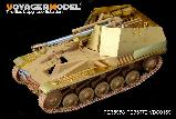 PE35958 German self-propelled howitzer Wespe basic