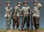 "S0005 - ""The Battle of Hurtgen Forest"" Set (4 Figures)"