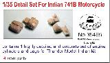 35465 1/35 Detail set for Indian 741B Motorcycle
