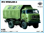 3548 IFA W50 /LAK-2, 1/35 East-German shelter truck
