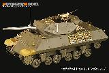 PE35354 WWII US M10 tank destroyer Basic