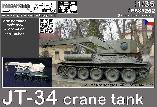 PS35262 JT-34 Crane tank for T-34 chassis