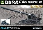 SOAR ART WORKSHOP 1/35 DORA 80CM SUPER HEAVY RAILWAY GUN