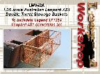 LW042A - 1:35 scale Australian Leopard AS1 Double Turret Stowage Baskets