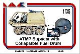 F 3065  ATMP + COLLAPSIBLE FUEL DRUM