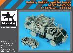 T35182 1/35 Unimog Belgian special forces accessories set