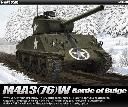 "13500 M4A3 (76)W ""Battle of Bulge"""