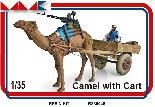RZ35 46 Camel with Cart