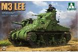 2085 1/35 US MEDIUM TANK M3 LEE EARLY