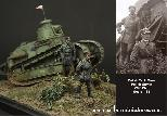 35HM0013 1:35 Polish FT17 Tank Crew set