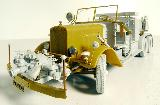 LW35227 Ts-2,5 Tankspritze Kfz.343 German WWII Fire Engine