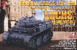 "35038 1/35 German Pz.Kpfw.II Ausf.L ""LUCHS"" early edition"