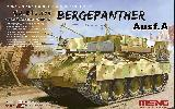 SS-015 German Armored Recovery Vehicle Sd.Kfz.179 Bergepanther Ausf. A