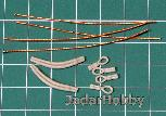 ER-3547 1/35 British towing cable Mark IV for Archer SPG